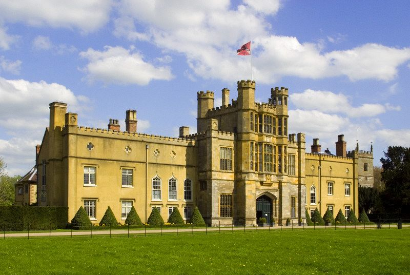 Coughton Court On Aboutbritain Com