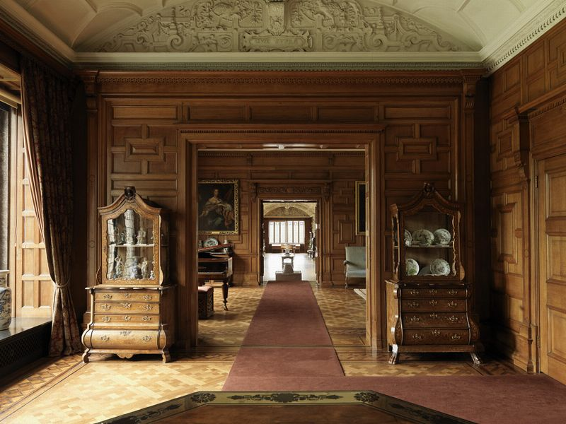 Lanhydrock House On Aboutbritain Com