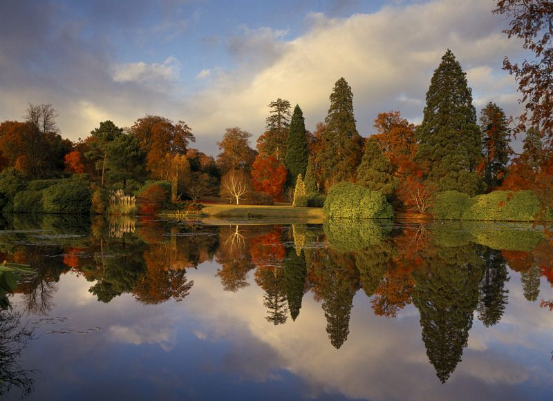 Sheffield Park And Garden On Aboutbritain Com