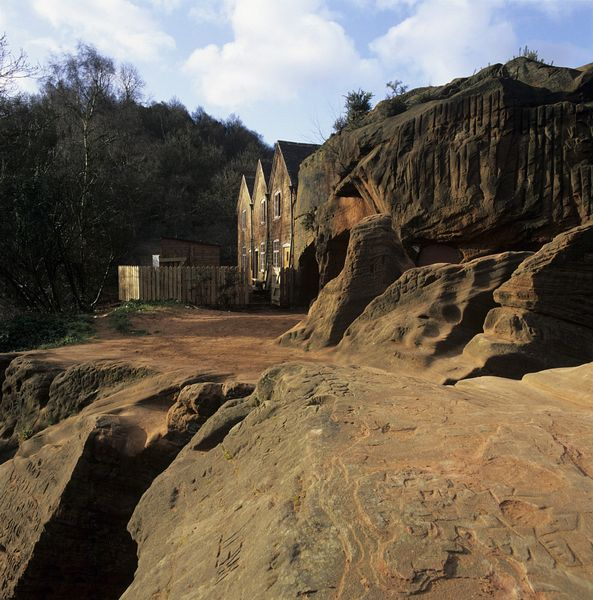 Kinver Edge And Rock Houses On Aboutbritain Com