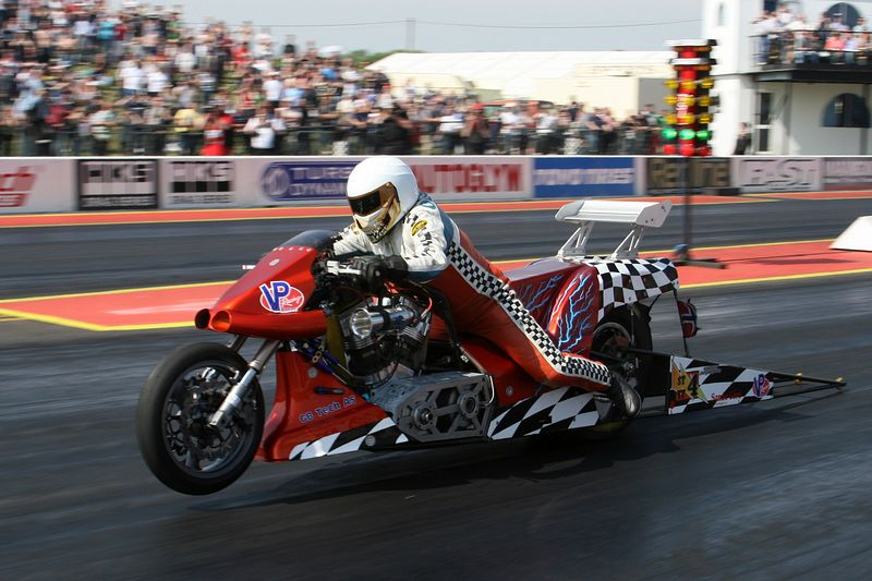Santa Pod Raceway On Aboutbritain Com