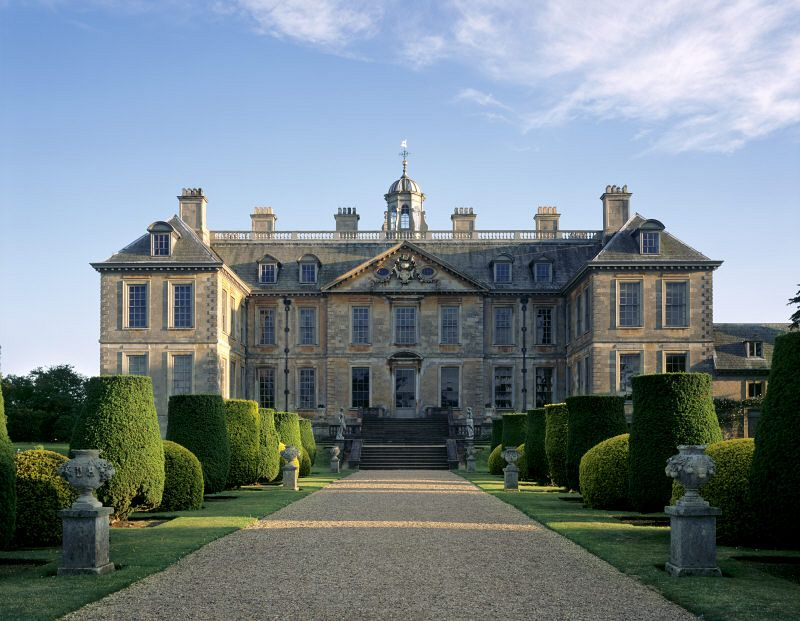Belton House On Aboutbritain Com