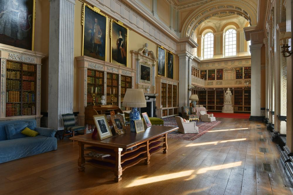 Blenheim Palace On Aboutbritain Com