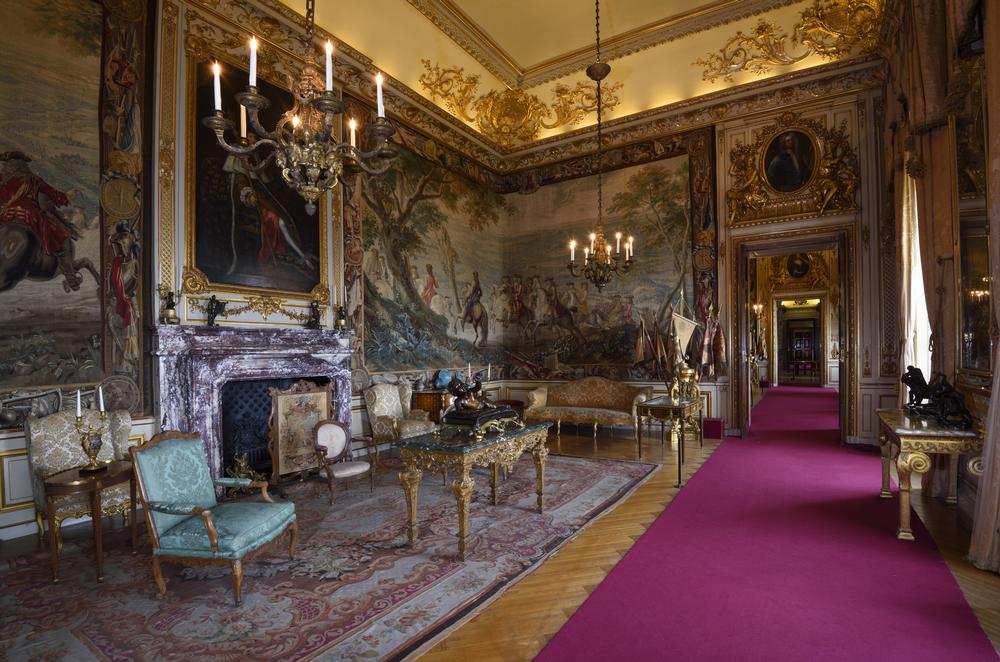 second state room blenheim palace
