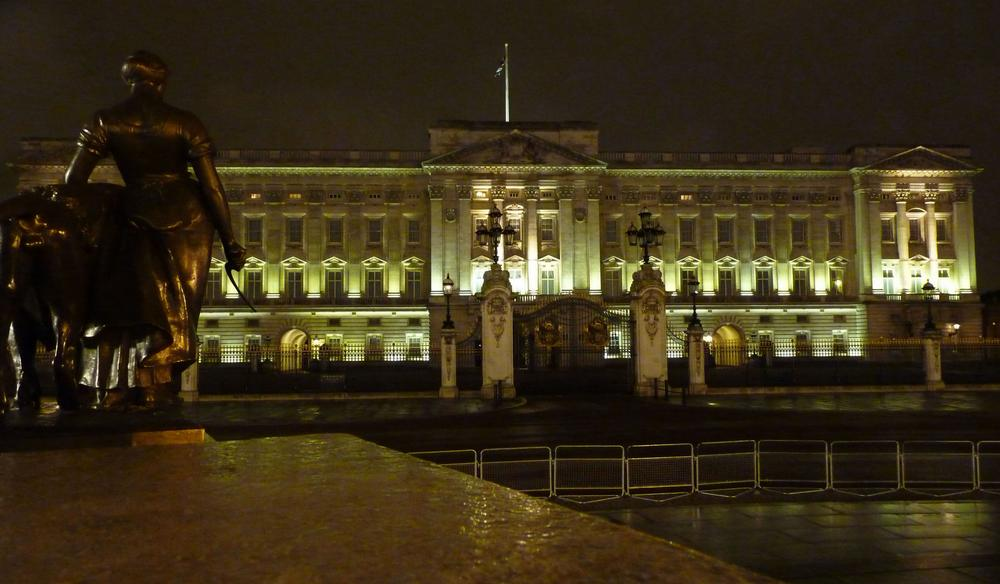 Buckingham Palace On