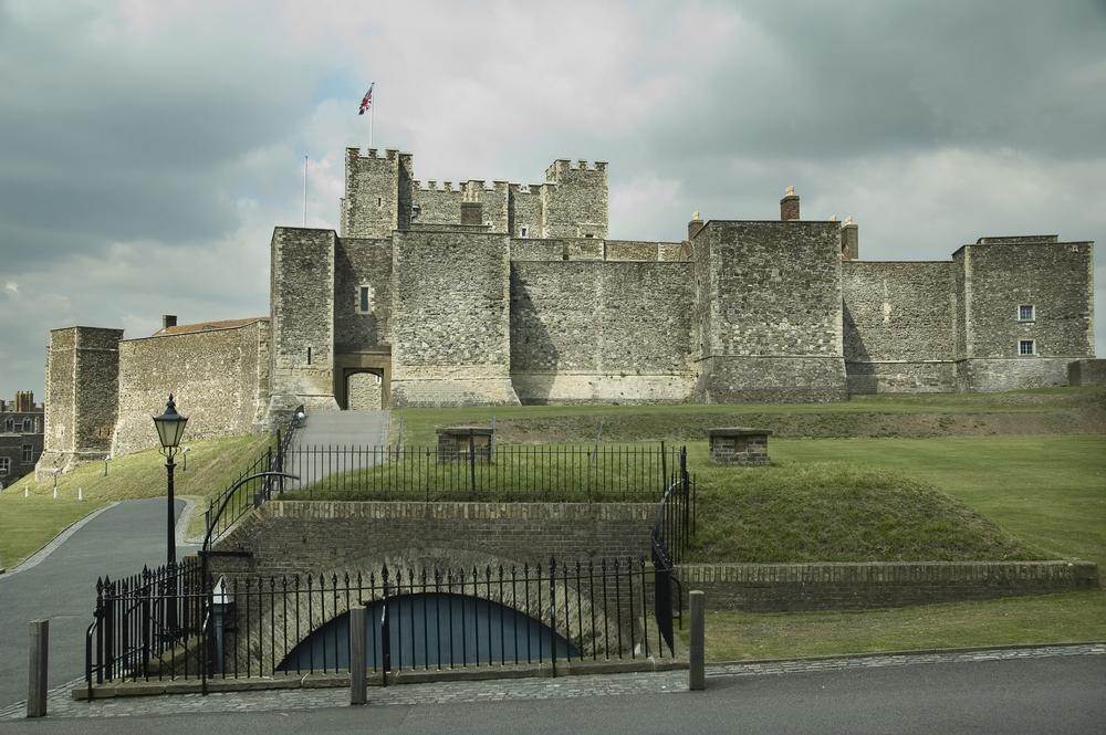 Dover Castle on AboutBritain.com