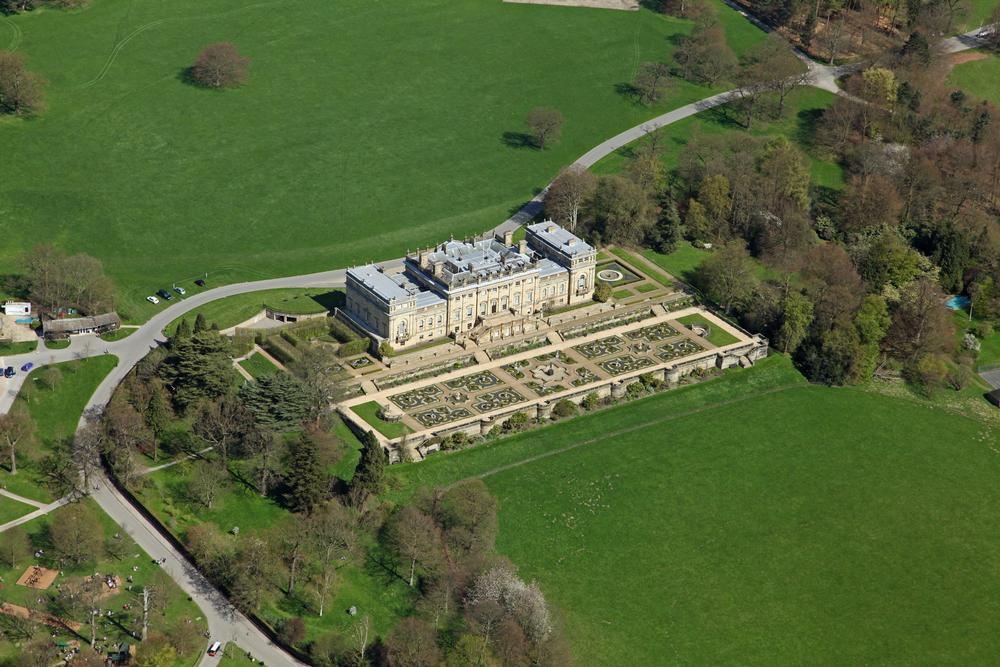 Harewood House On Aboutbritain Com