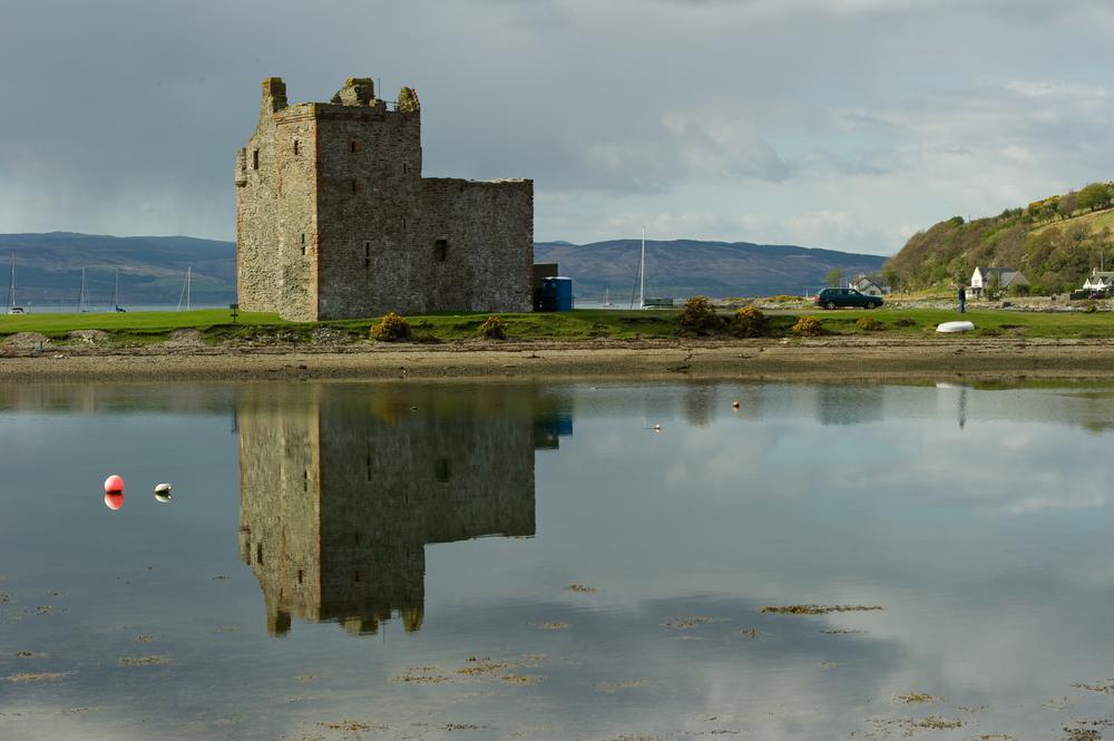 Lochranza Castle On Aboutbritain Com