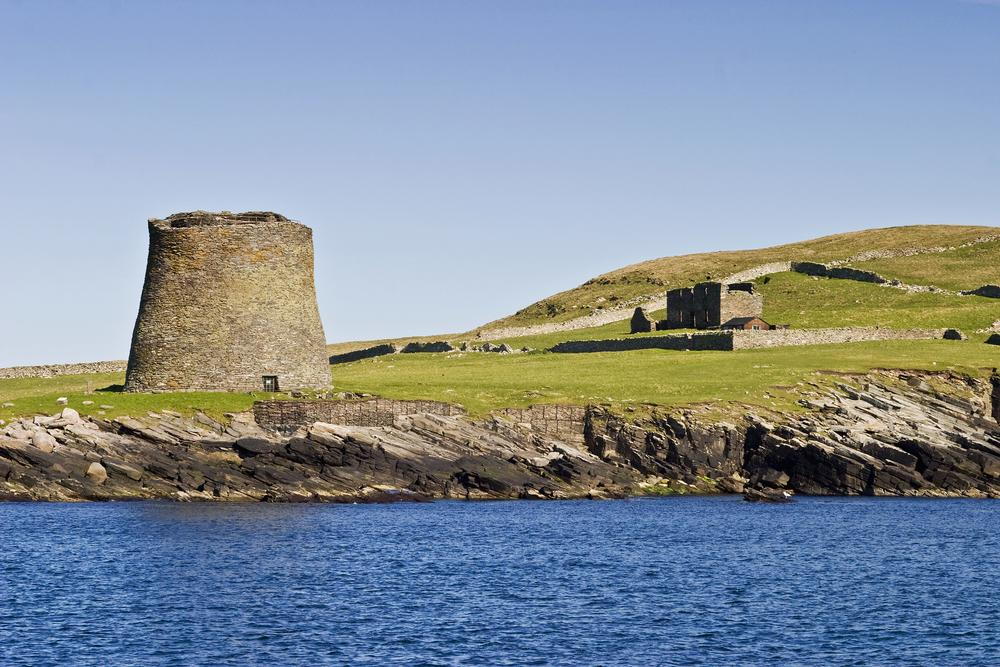 Mousa Broch On Aboutbritain Com