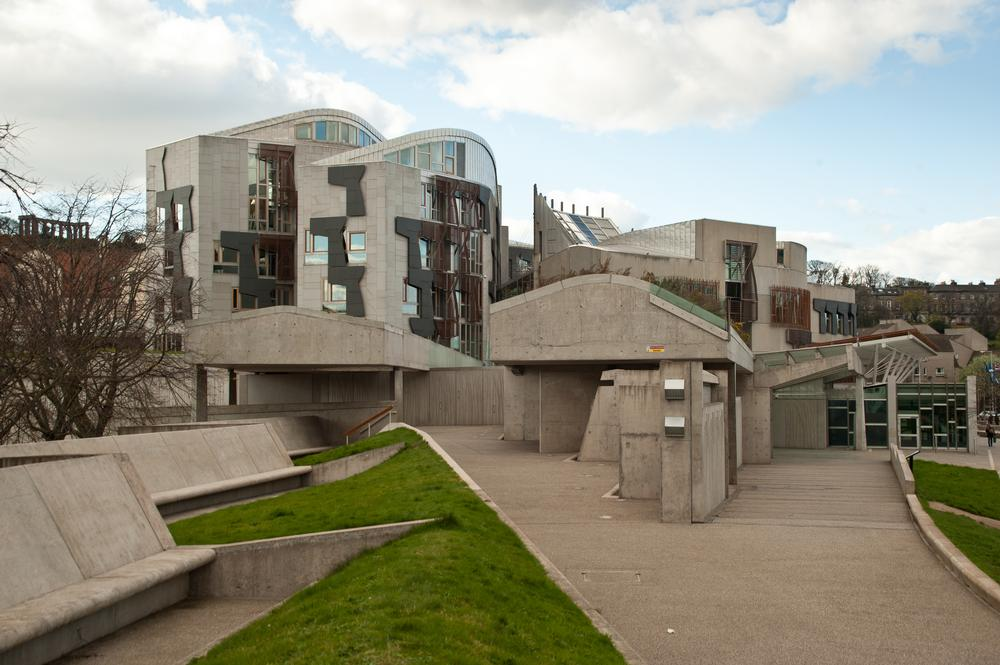 Scottish parliament on for Parliament site