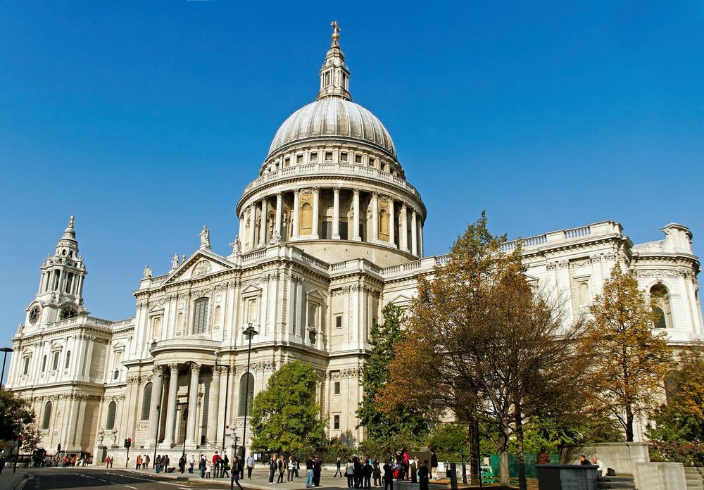 Risultati immagini per st paul's cathedral london