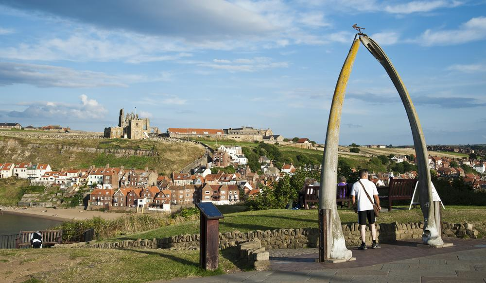Whitby Abbey on AboutBritain.com