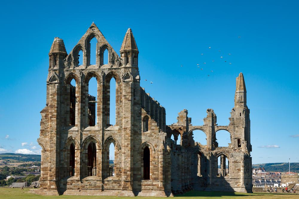 Whitby Abbey On Aboutbritain Com