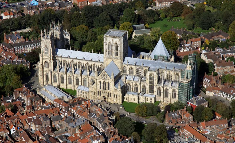 York Minster On Aboutbritain Com