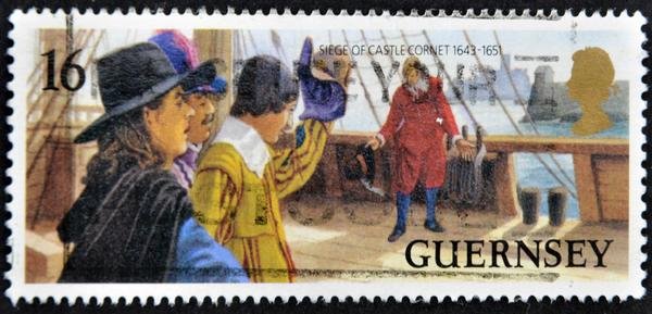 Castle Cornet Stamp from 1999