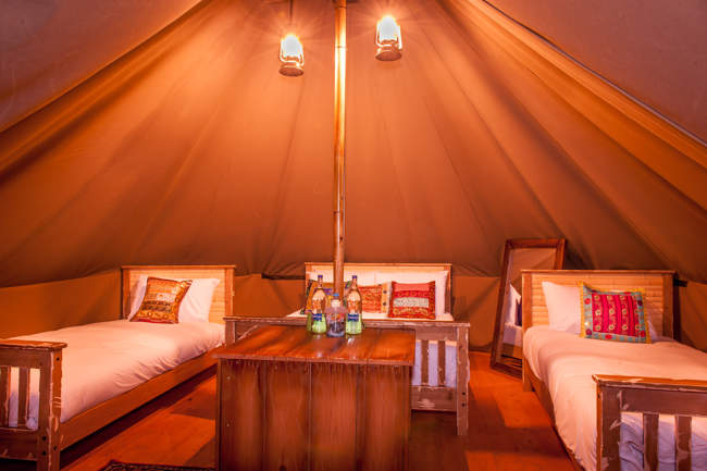 Glamping - Standard Tent