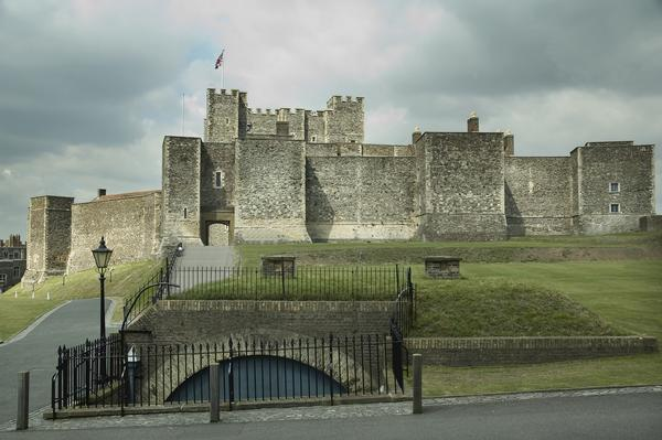 The Great Tower at Dover Castle