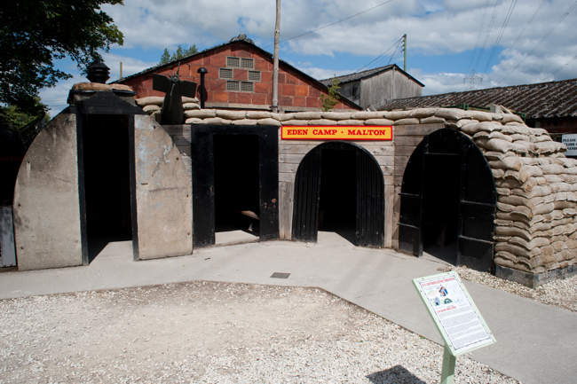 Different Types of Air-Raid Shelters