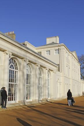 Kenwood House, London on a sunny day