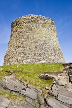 Mousa Broch, Scotland