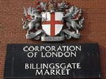 City of London Billingsgate Market
