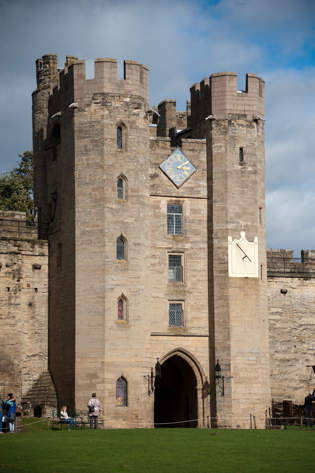 Gatehouse Tower