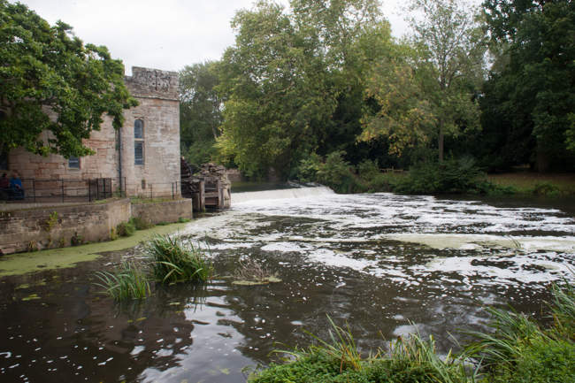 River Avon Mill