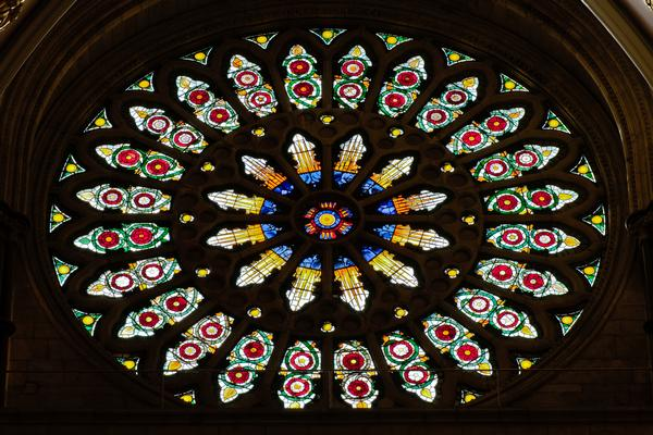 Rose Window, York Minster
