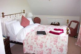 White Cottage Bed and Breakfast Dorset Bedroo