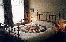 Genuine Antique Brass & Iron Bed.