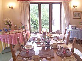 Dining room Hallwood Oast