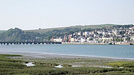 View of Bideford