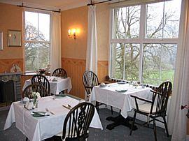 High Fold dining room