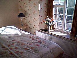 Airy Bedrooms