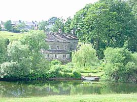View from across the Wharfe