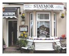 Front of the Staymor