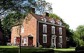 Front of Calcutts House