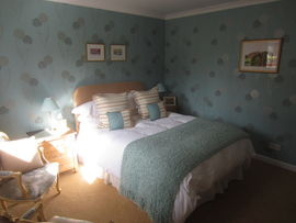 Double en-suite Garden Room