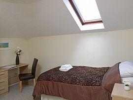 Typical en-suite double room