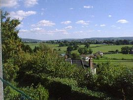 View over the Vale