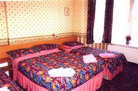En-suite bed room