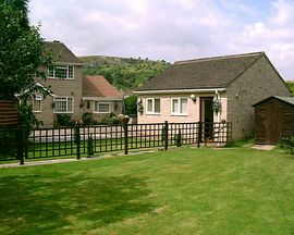 VALLEY  VIEW AND COTTAGE