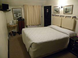 Buccaneers bedroom