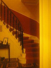 Inside the Elderfields Guest House