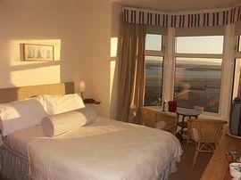 sea view bay window double