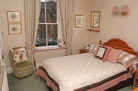 En-suite bedroom with lovely outlook