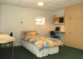 Wolfson Hall - Bedroom