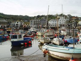 nearby Mevagissey