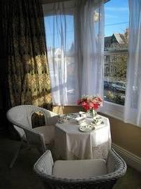 Morning sun white bedroom