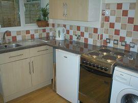 Boscote Guest Suite Kitchen